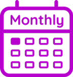 ACE -  pages sales monthly