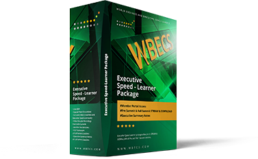 Executive Speed-Learner Package