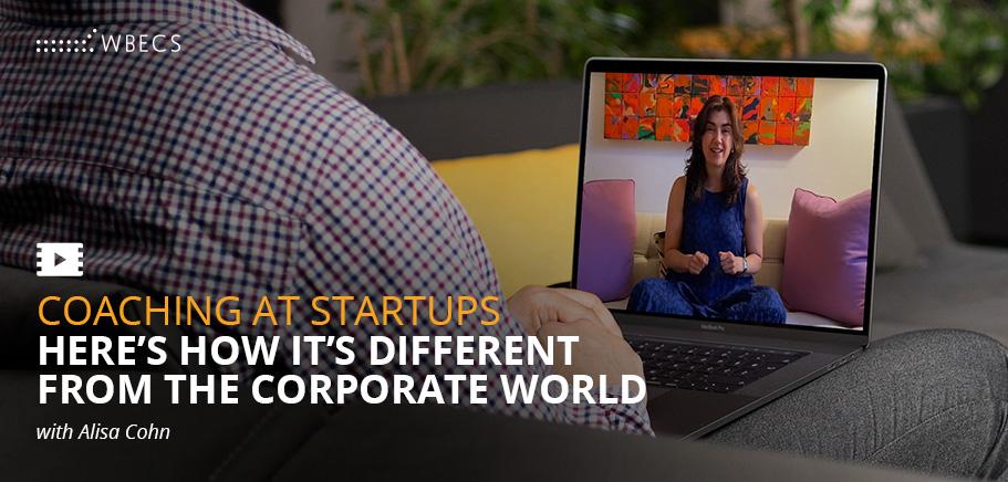 World Business & Executive Coach Summit -  alisa video-sec