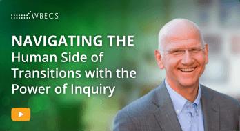 World Business & Executive Coach Summit - wbecs21 leads Hal-Gregersen